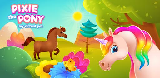 Pixie the Pony - My Virtual Pet apk