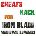 Cheats Hack For Iron Blade Medieval Legends RPG Icon