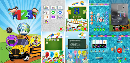 Maths Bee for Kids Free apk