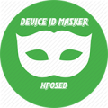 Device ID Masker Free [Xposed] Icon