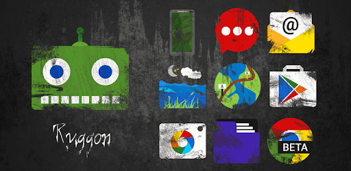 Ruggon - Icon Pack apk