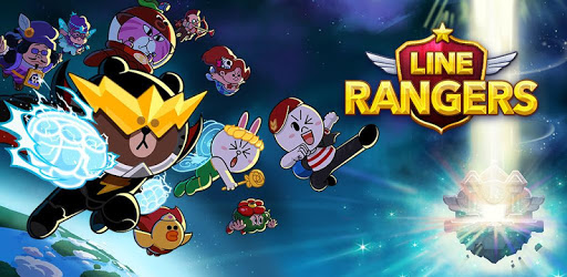 LINE Rangers - a tower defense RPG w/Brown & Cony! apk