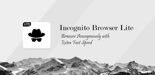 New Lite Incognito Browser - Browse Anonymously apk