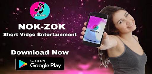 NOK ZOK Indian Short Video Community apk
