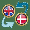 British Pound x Danish Krone Icon