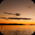 Sunset Beauty Video Wallpaper Icon