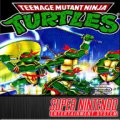 Teenage Mutant Ninja Turtles NES Icon