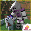 Skin Pack Sister Location MCPE Icon