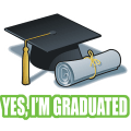 Graduation Quotes - Wishes, Best Status & Thoughts Icon
