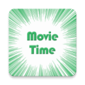 Movies Time Ad Free Icon