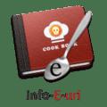 Info E-uri aditivi alimentari Icon