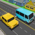 City Traffic Race 3D Icon
