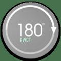 OneEighty-KWGT Icon