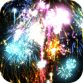Fireworks 3D Live Wallpaper Icon
