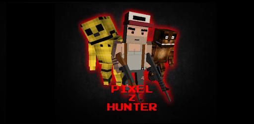 Pixel Z Hunter 3D -Survival Hunter apk