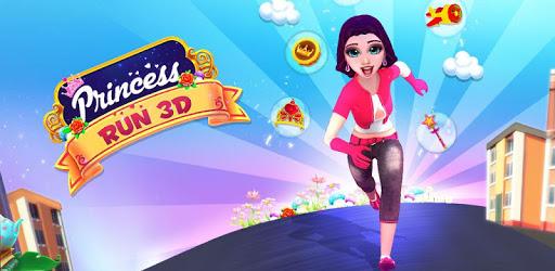 Princess Run 3D - Endless Running Game apk
