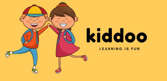 Kiddoo - Learning is fun kids app apk