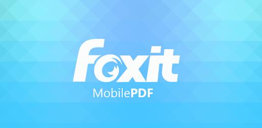 Foxit PDF Reader Mobile - Edit and Convert apk
