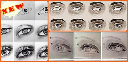 Draw Real Eyes apk