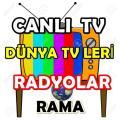 CANLI TV TÜRK DÜNYA TV RADYO Icon