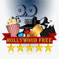 HollywoodFree | Películas, Series, Novelas, Animes Icon