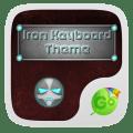 Iron Emoji keyboard Theme Icon