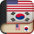 English to Korean Dictionary Icon