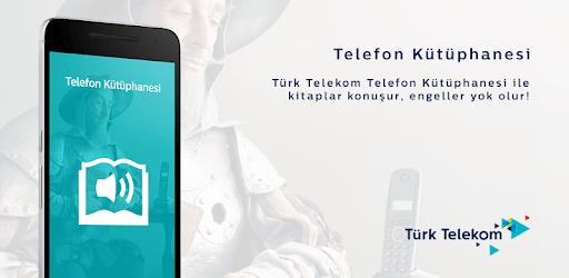 Türk Telekom Telefon Kütüphanesi apk