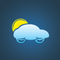 Weather On Wheels Icon