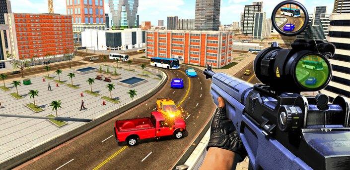 Elite 3D Sniper Shooter: New Sniper Shooting Game apk