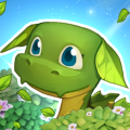 Dragon Friends : Green Witch Icon