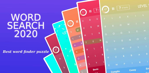 Word search 2020 - word search game apk