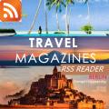 Travel Magazines RSS reader Icon