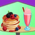 Pancake Vs Milkshake Challenge Icon