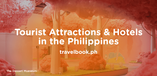 travelbook.ph: Tourist Attractions & Hotels apk