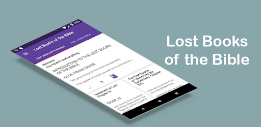 Lost Books of the Bible apk