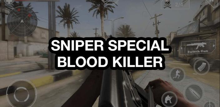 Sniper Special Blood Killer apk