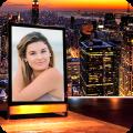 City Photo Frame Icon