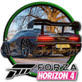 Forza Horizon 4 game and guide download Icon
