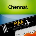 Chennai Airport (MAA) Info + Flight Tracker Icon