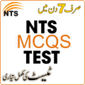 NTS  TEST  MOST REPEATED MCQS, JOBS & NTS MCQs Icon
