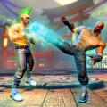 Superhero Kung Fu Fighting Game Champions Icon
