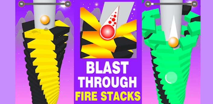 Helix Ball Games : Stack Ball Jump - Crush & Blast apk