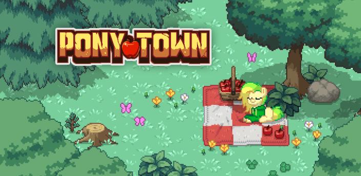 Pony Town - Social MMORPG apk