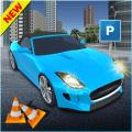 Royal Car Parking Simulator: New Car Driving Games Icon