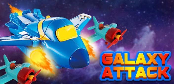 Alien Shooter : Galaxy Attack Space Shooting Games apk