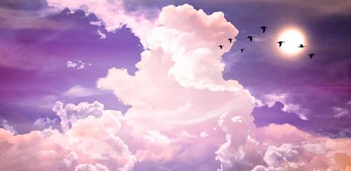 Clouds Live Wallpaper : 7fon & LWP apk