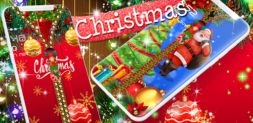Christmas lock screen apk