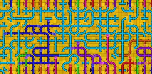 Pipe - logic puzzles apk
