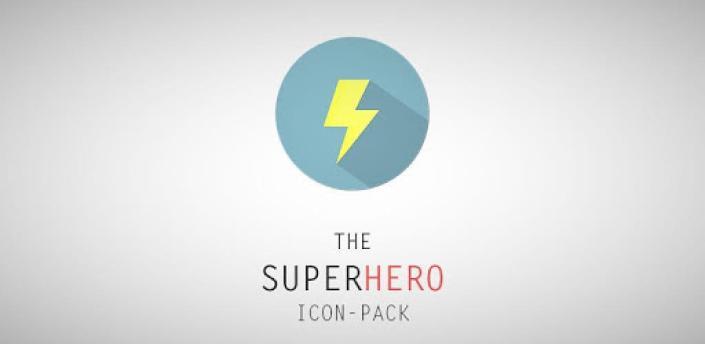 The Superhero-Theme (Donate) apk